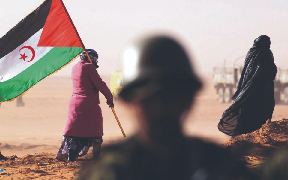 Saara Ocidental quer acrescentar: União Europeia à base de apoio
