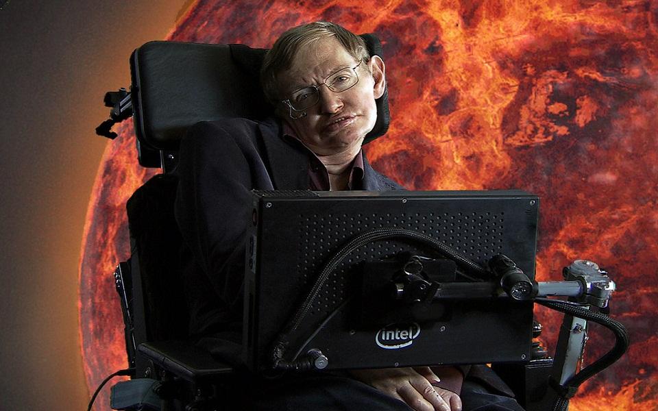 Stephen Hawking: Uma vida sempre sob o signo da Física