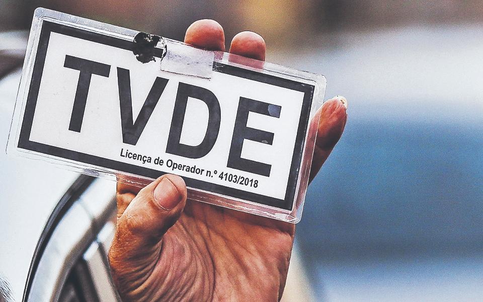 Táxis e TVDE: Novo estado de emergência, nova quebra na procura