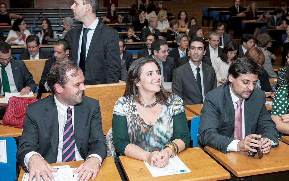 Antigos alunos do Lisbon MBA vão financiar novos candidatos