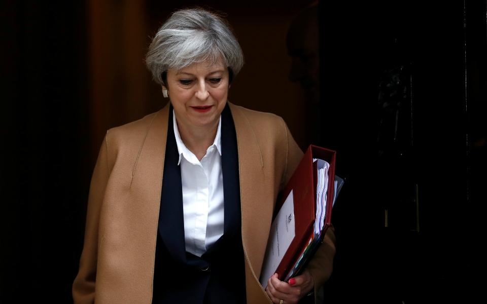 Londres em choque com irredutibilidade da União Europeia