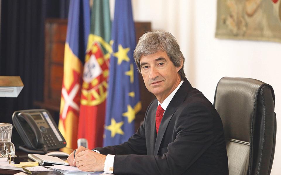 """""""Concordo com a criação de um círculo eleitoral na Madeira e nos Açores para as europeias"""""""