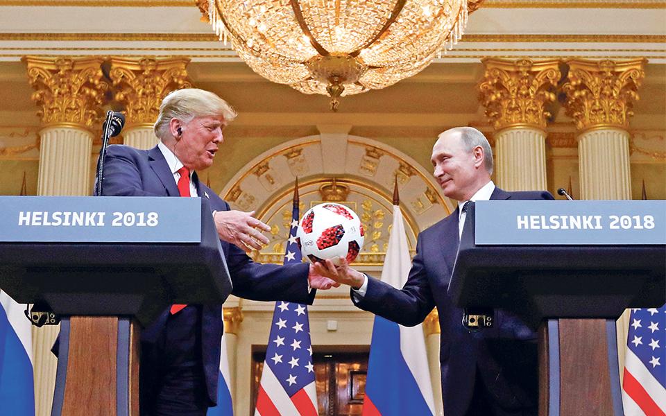 Cimeira Trump-Putin: um encontro com consequências imprevisíveis
