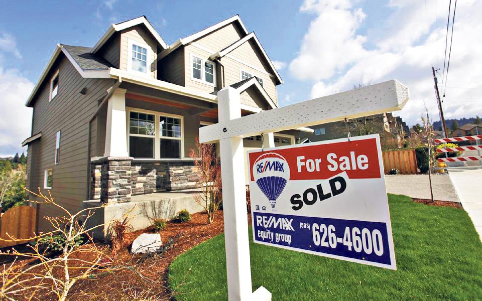 Mercado imobiliário  em expansão