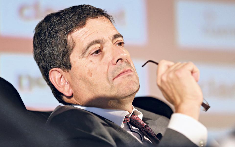"""""""Temos de vender  o imobiliário antes  de ter de o provisionar"""", diz CEO do Novo Banco"""
