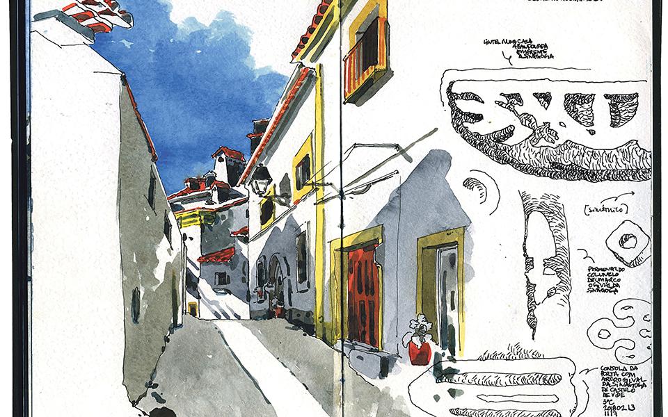 Coletivo Internacional: Como os Urban Sketchers desenharam o país