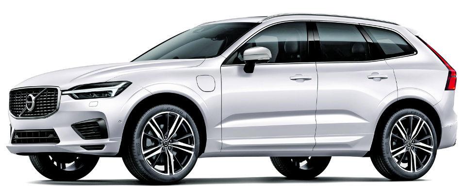 Novo Volvo XC60. Vida ativa e saudável e… muita tecnologia