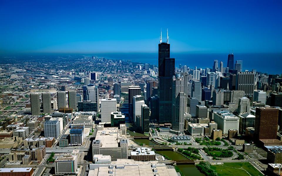 Chicago - Cidade ventosa que renasceu das cinzas para arranhar os céus