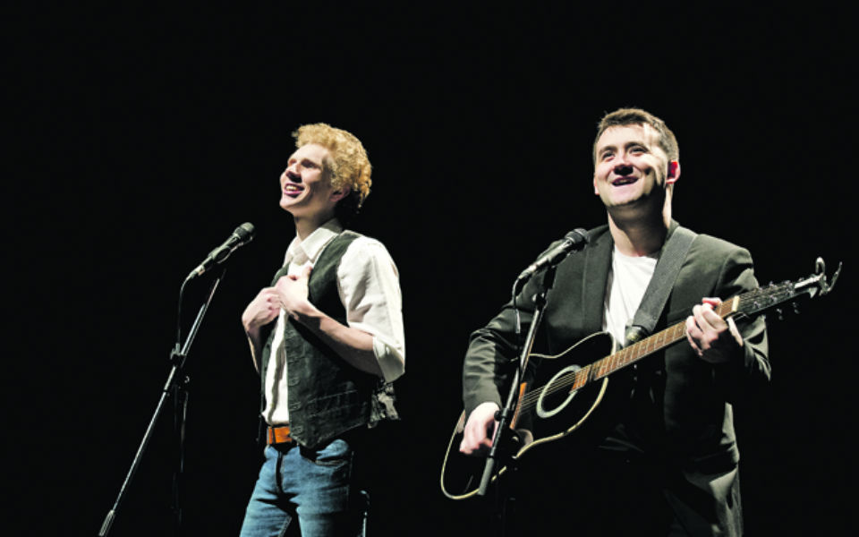 "Musical: ""The Simon and Garfunkel Story"""