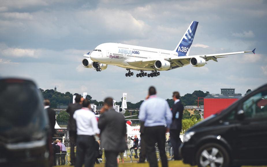 A380 vão poder aterrar na Portela em 2021