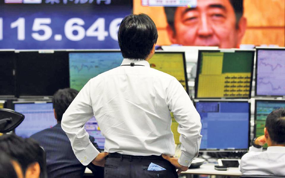 As lições de oito anos  de 'Abenomics'