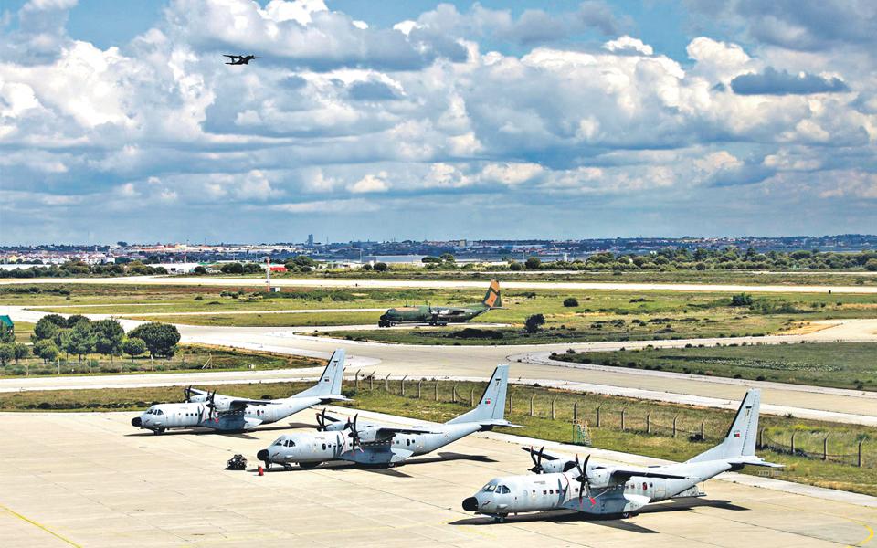 Aeroporto do Montijo só vai ter reserva de combustível para três dias