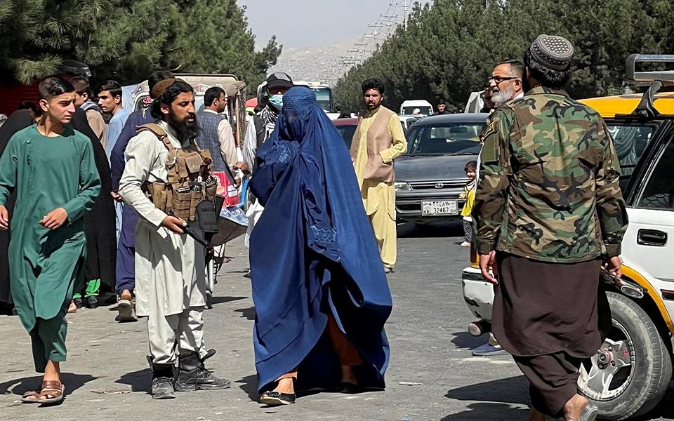 Afeganistão, episódios  de uma guerra perdida