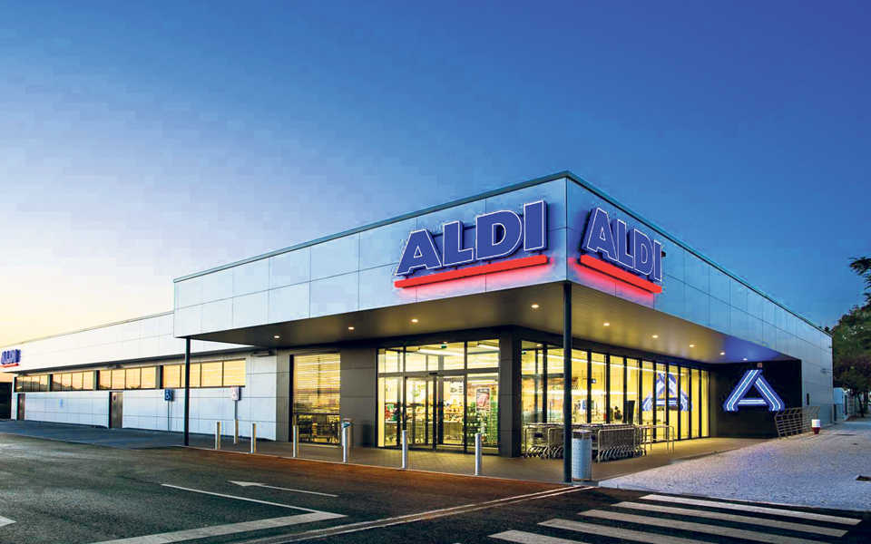 ALDI quer triplicar número de lojas para responder à Mercadona
