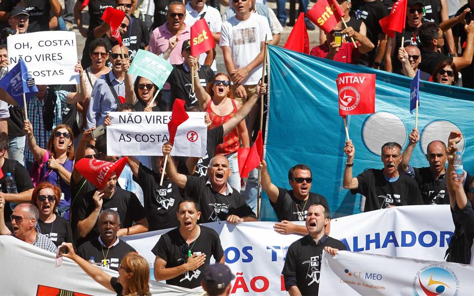 Sindicatos querem novo ACT e avisam que 'paz social' não existe na Altice