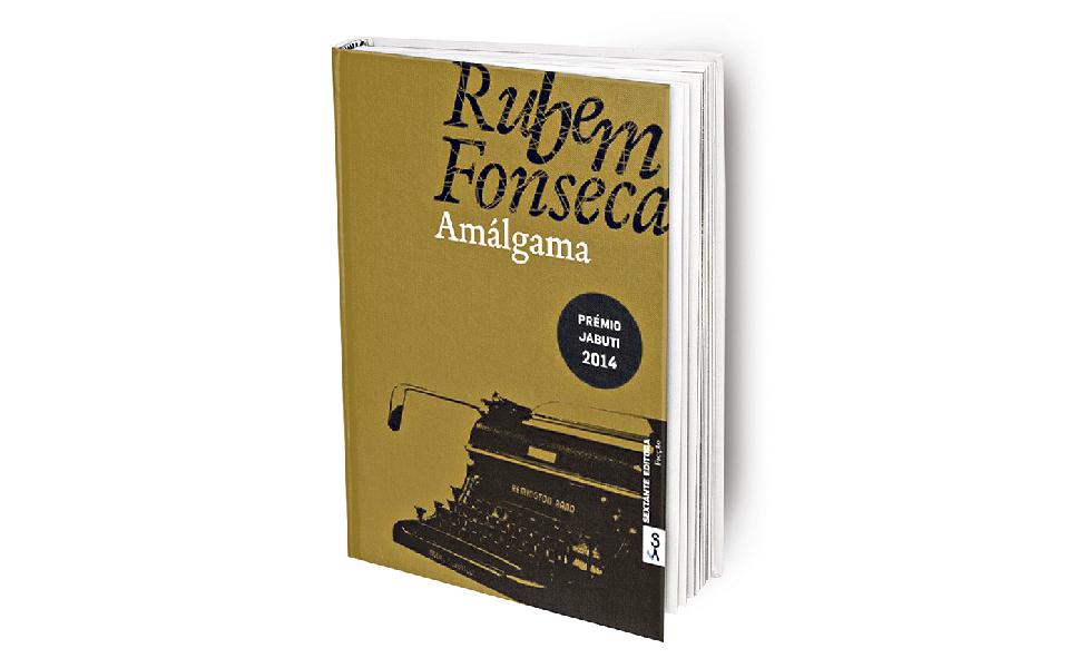 Amálgama: Escrita selvagem e sem freio