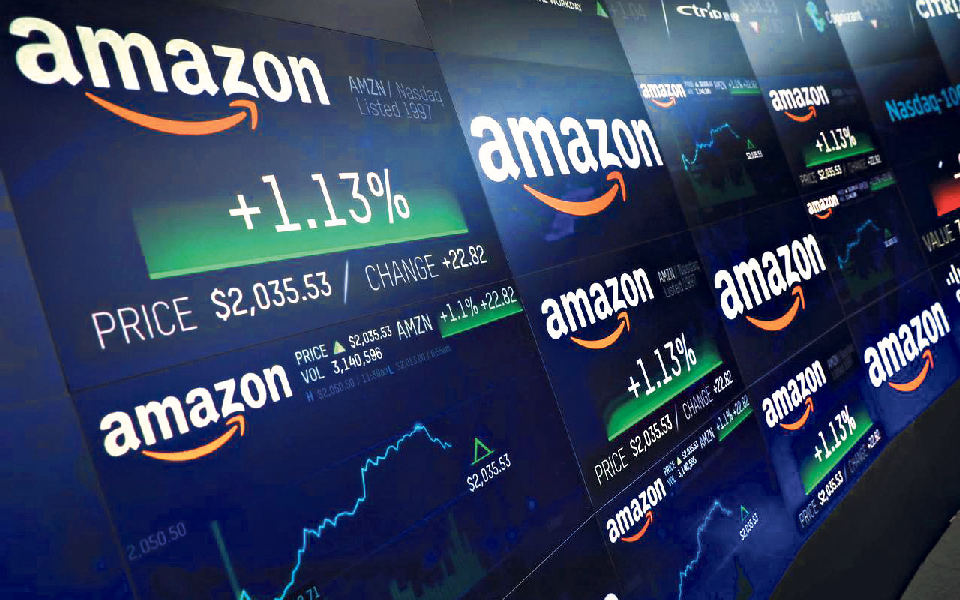 'Checkout': Bezos passa liderança  da Amazon a Bessy