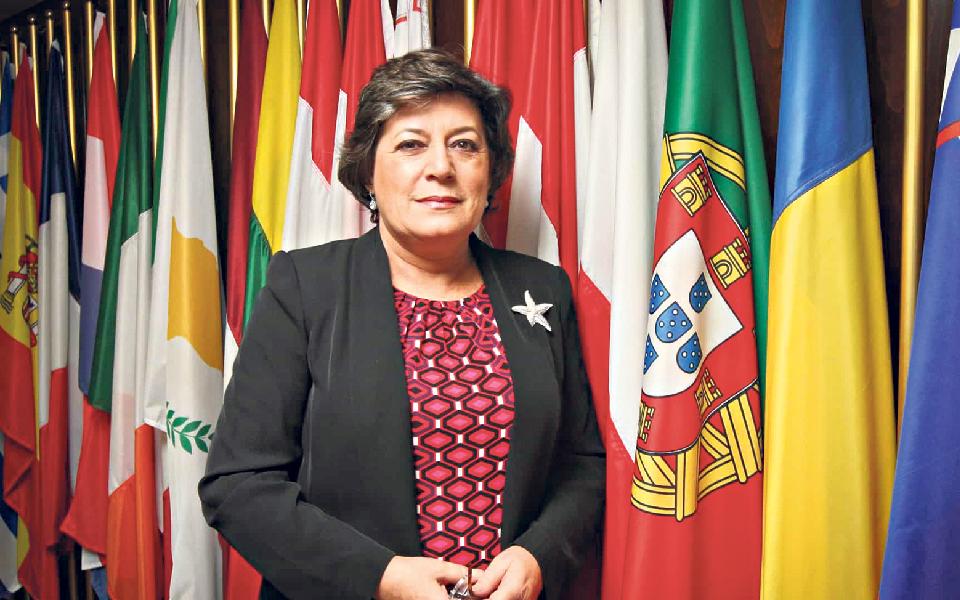 Ana Gomes candidata-se a Belém em nome do socialismo democrático