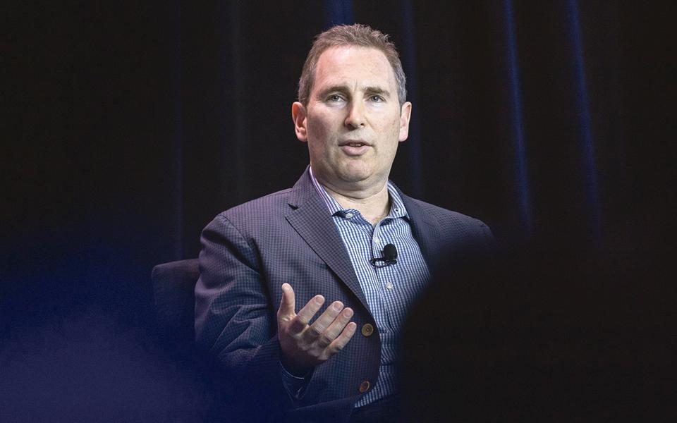 Andy Jassy: De sombra de Bezos a dono  de quase toda a Amazon