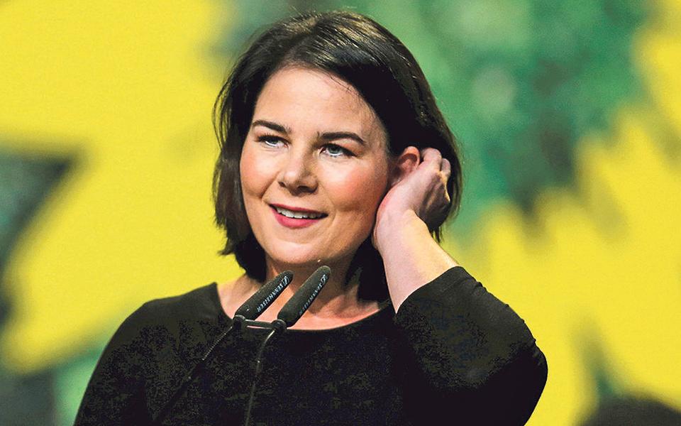 Annalena Baerbock: A mulher que quer ser a primeira chanceler verde  da Alemanha