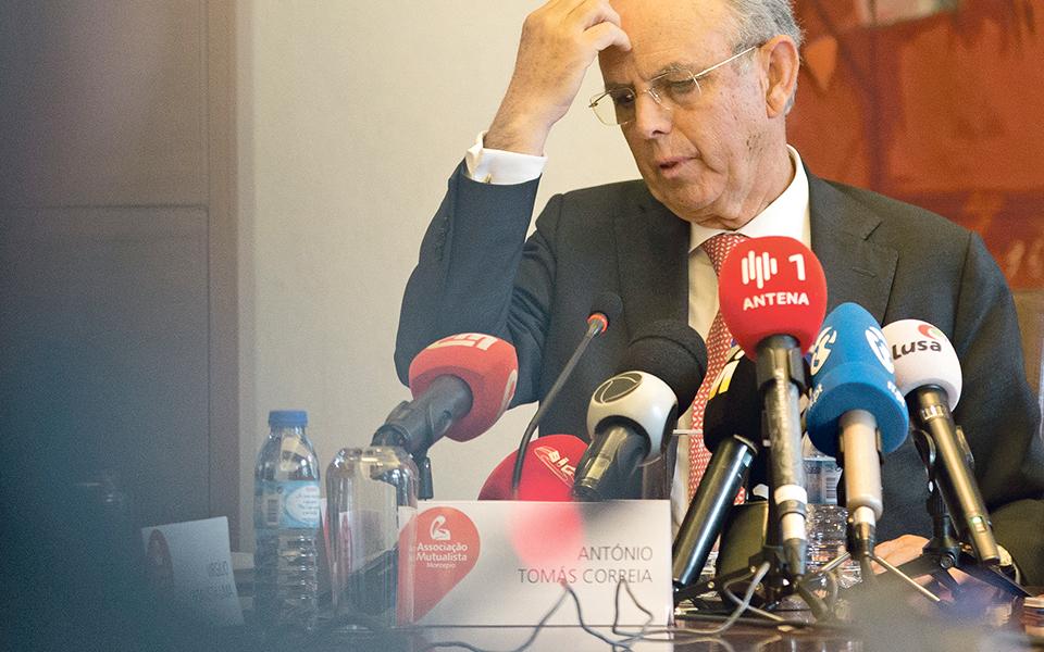 Ribeiro Mendes e Costa Pinto candidatam-se à Associação Mutualista, contra Tomás Correia