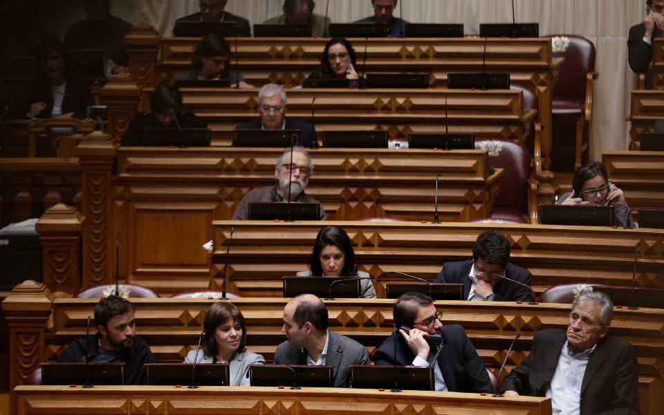 Domínio do PS nos círculos uninominais sem maioria