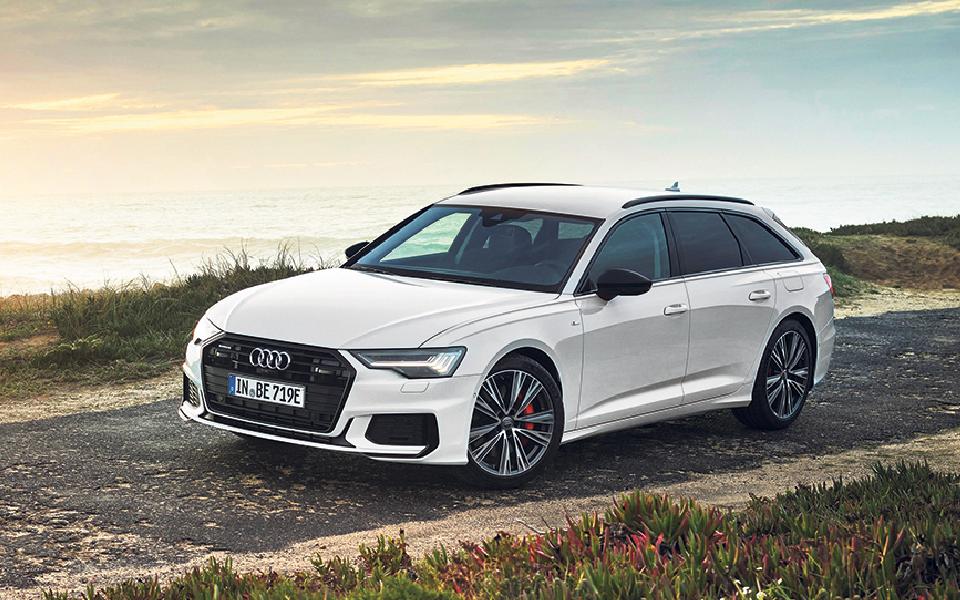 Audi A6 Avant 55: Uma raridade  só para alguns