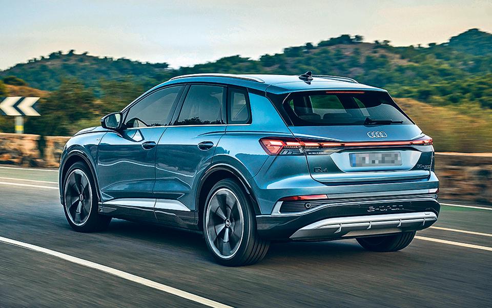 Q4 e-tron: O futuro  da Audi está lançado
