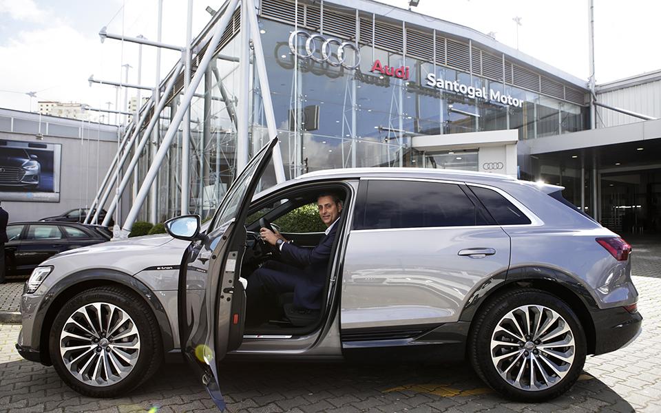 Audi Portugal quer recuperar da queda de 2019 e crescer 50% este ano