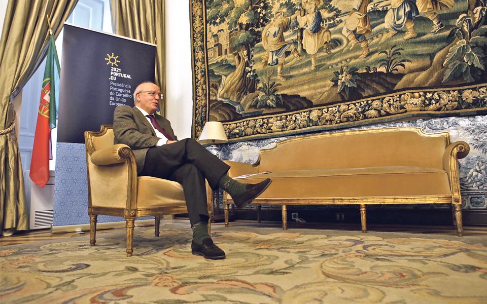 """""""As críticas aos gastos  da Presidência portuguesa são uma coisa ridícula"""""""