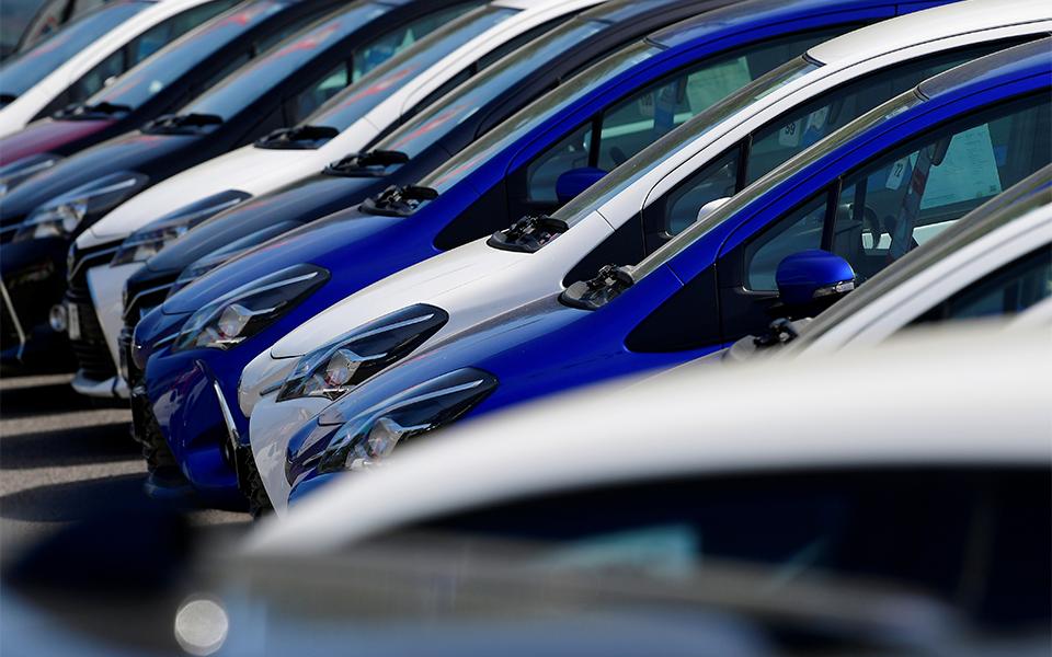 Taxas dos impostos automóvel atualizadas ao nível da inflação