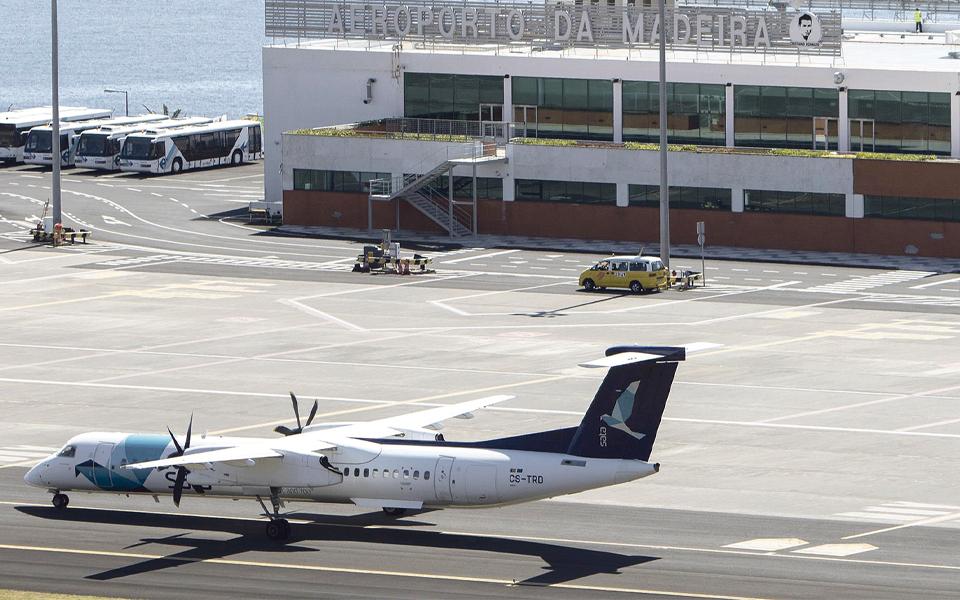 """Grupo de trabalho quer resolver """"velhos problemas"""" do Aeroporto da Madeira"""