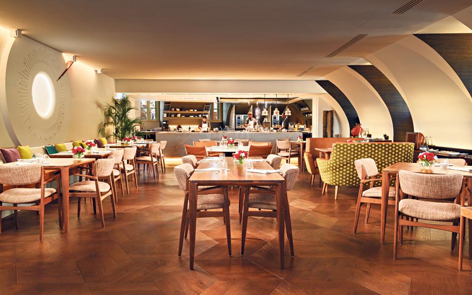 Bahr: Jantar no Chiado  com Lisboa aos pés