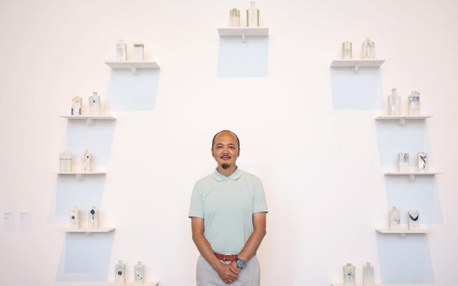 Bai Ming: A cerâmica e a pintura como pontes para o Oriente