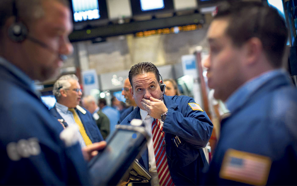 Investidores otimistas  e ações em níveis históricos consecutivos