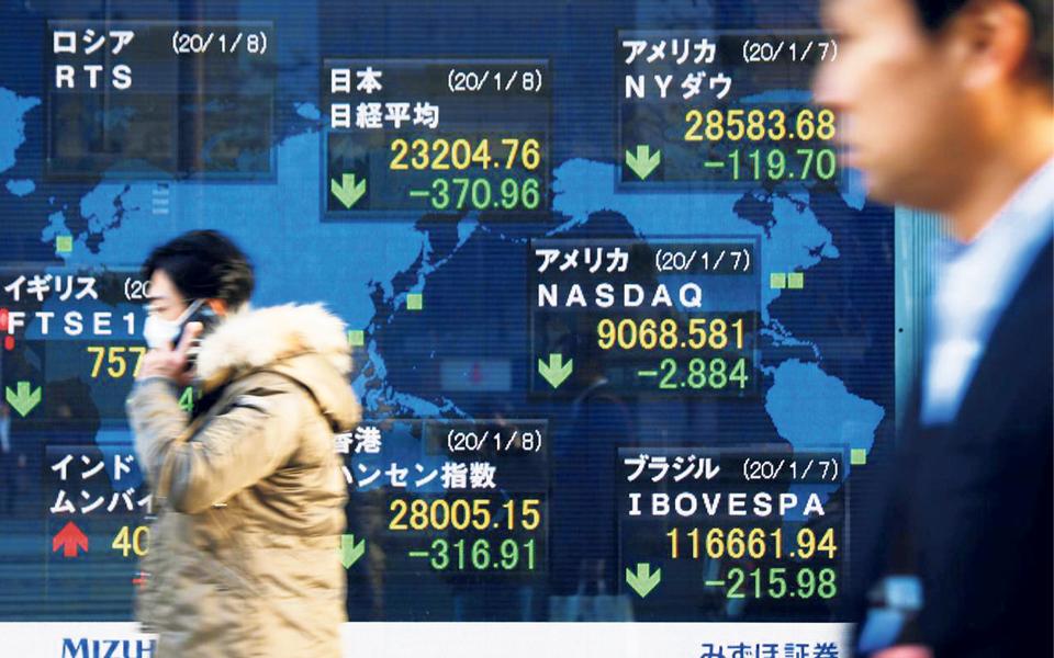 Volatilidade, finalmente