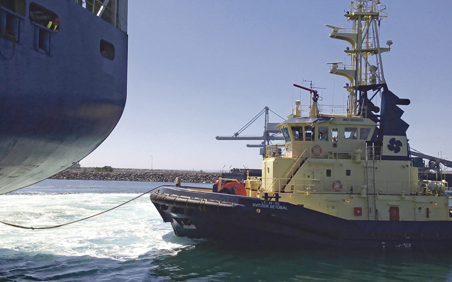 Reportagem: Os 'anjos da guarda' nos portos nacionais