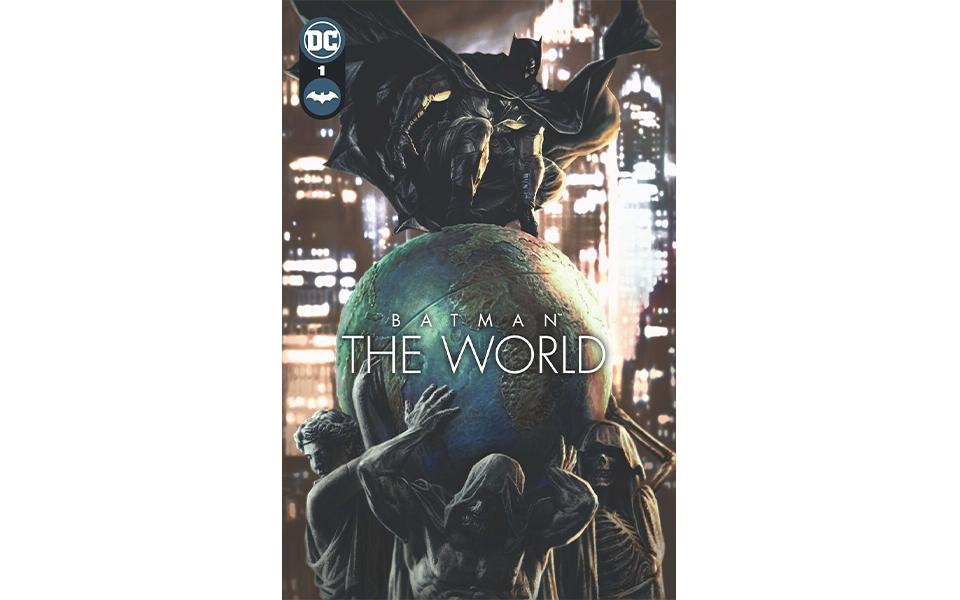 O mundo  de Batman