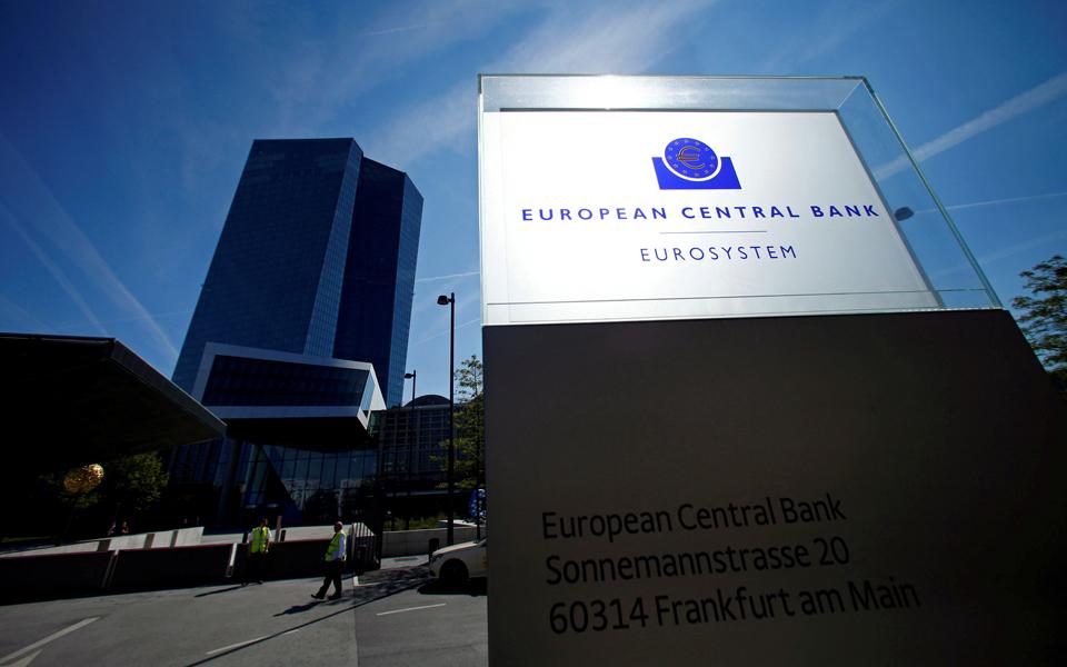 Banco Central Europeu tem a União ligada  ao desfibrilhador
