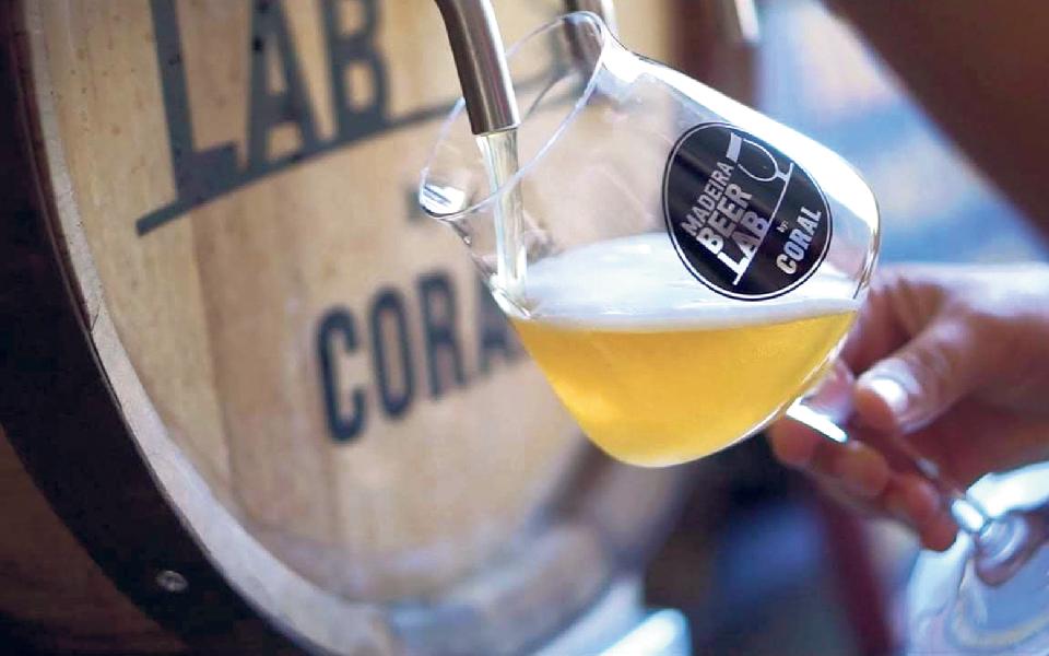Madeira Beer Lab é o motor  da inovação  na ECM