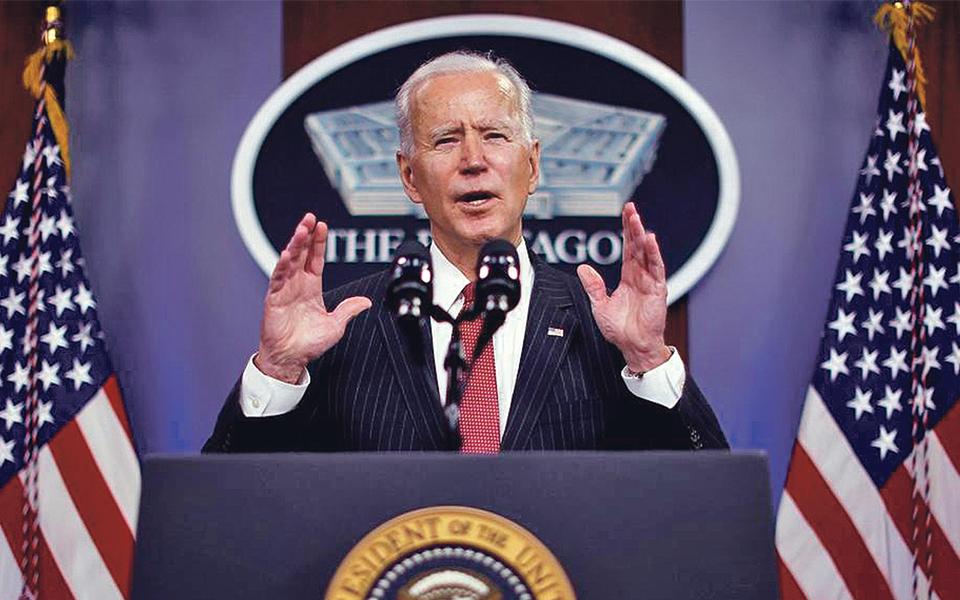 Ataque leva Biden a regressar a uma Síria onde não foi feliz