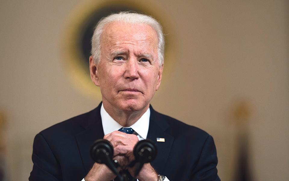 100 dias de Biden: reverter, cuidar e voltar a fazer pontes