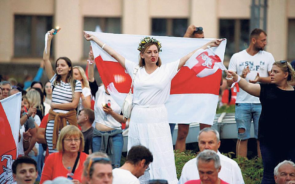 Bielorrússia arrisca repetiro enredo russo para a Ucrânia