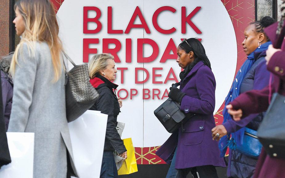 Black Friday: O Pai Natal veste-se de preto