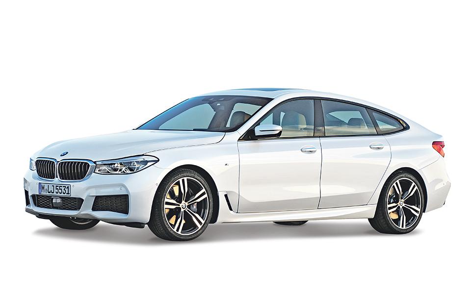 BMW 6401i. Um GT que atrai os 'paparazzi'