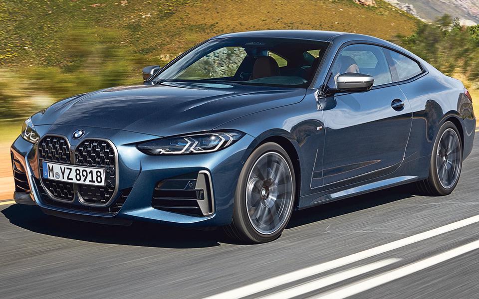 BMW Série 4: Nasceu um  'monstro' icónico
