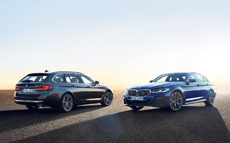 BMW 530e plug-in sedan: O novo série 5 está mais próximo do grandão série 7