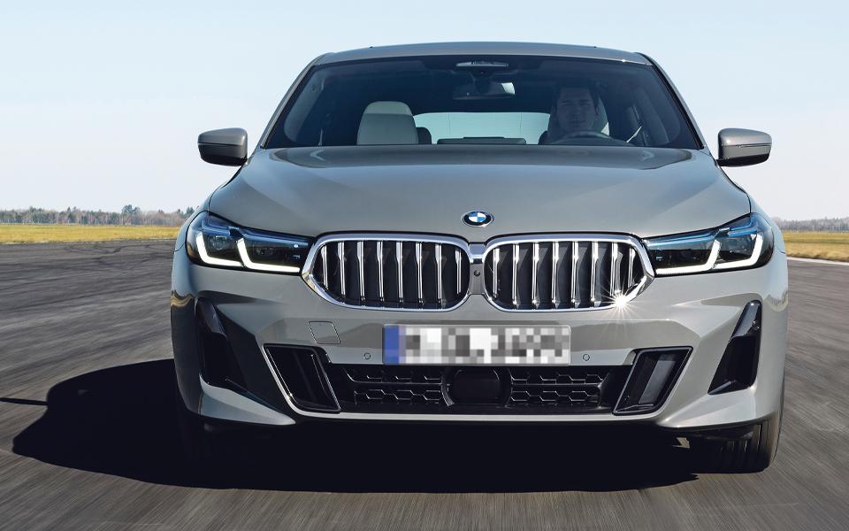 BMW 620d Gran Turismo: Viajar em primeira classe