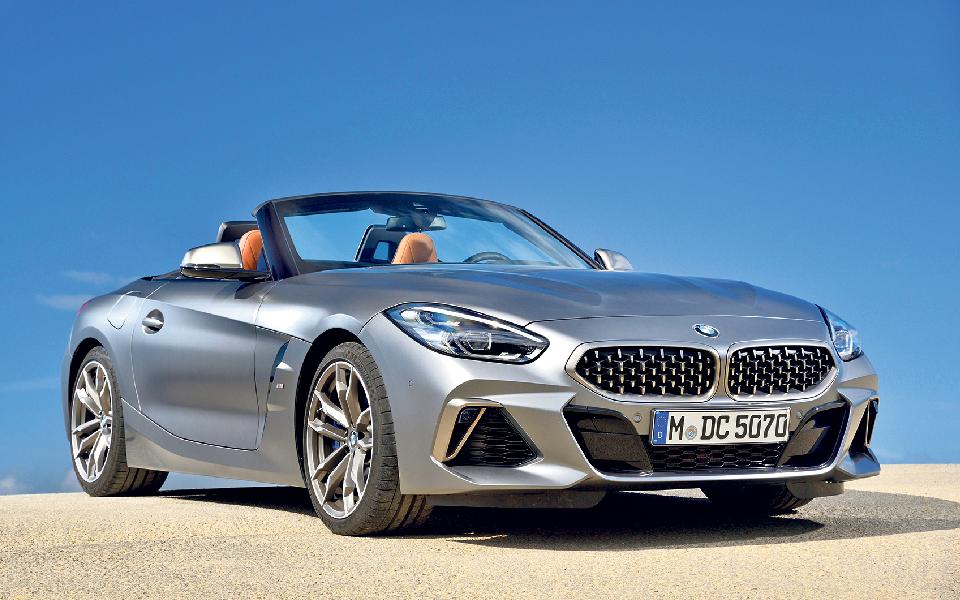 BMW Z4 M40i: Beleza e potência de mãos dadas