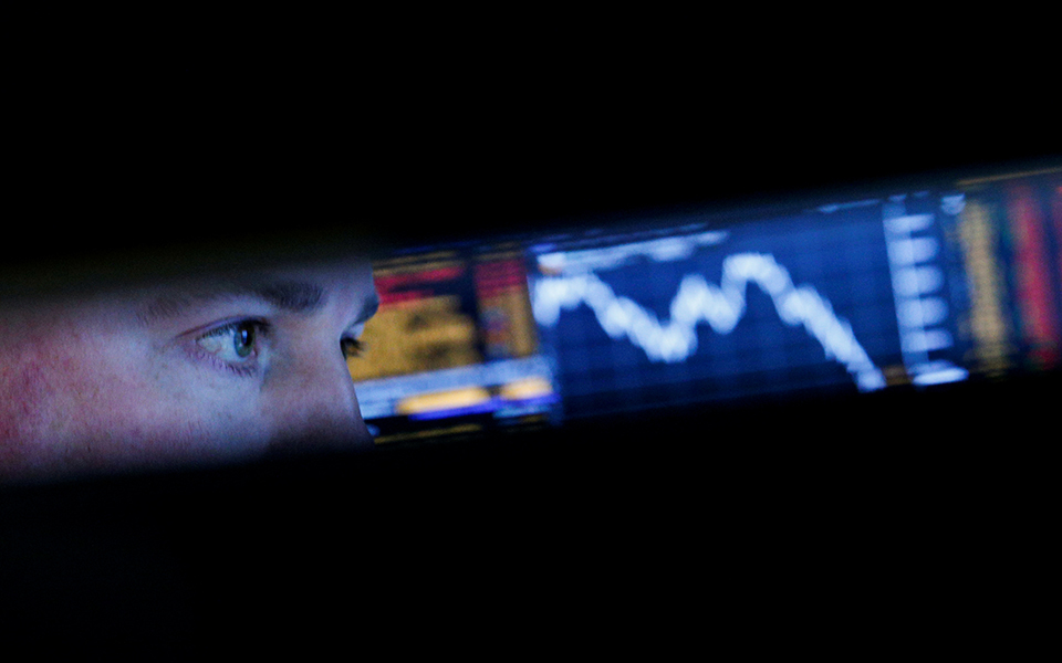 Semana marcada pelo 'sell-off' nas bolsas mundiais